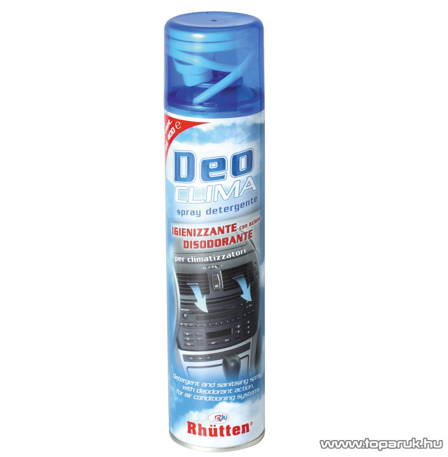Rhütten SA-AF 1459 Klímatisztító spray, 400 ml - megszűnt termék: 2014. július