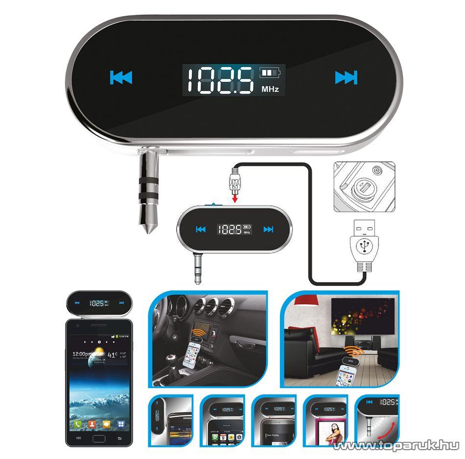 SAL SA 073 / SA 083 Mobiltelefon FM modulátor