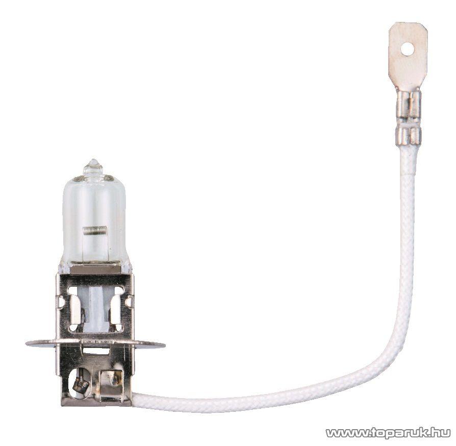 SAL 92933 Fényszóró izzó, H3, 55 W / 12 V (1 db)