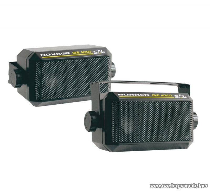 SAL BOXXER BXB 40100 Szélessávú hangdobozpár - megszűnt termék: 2015. február