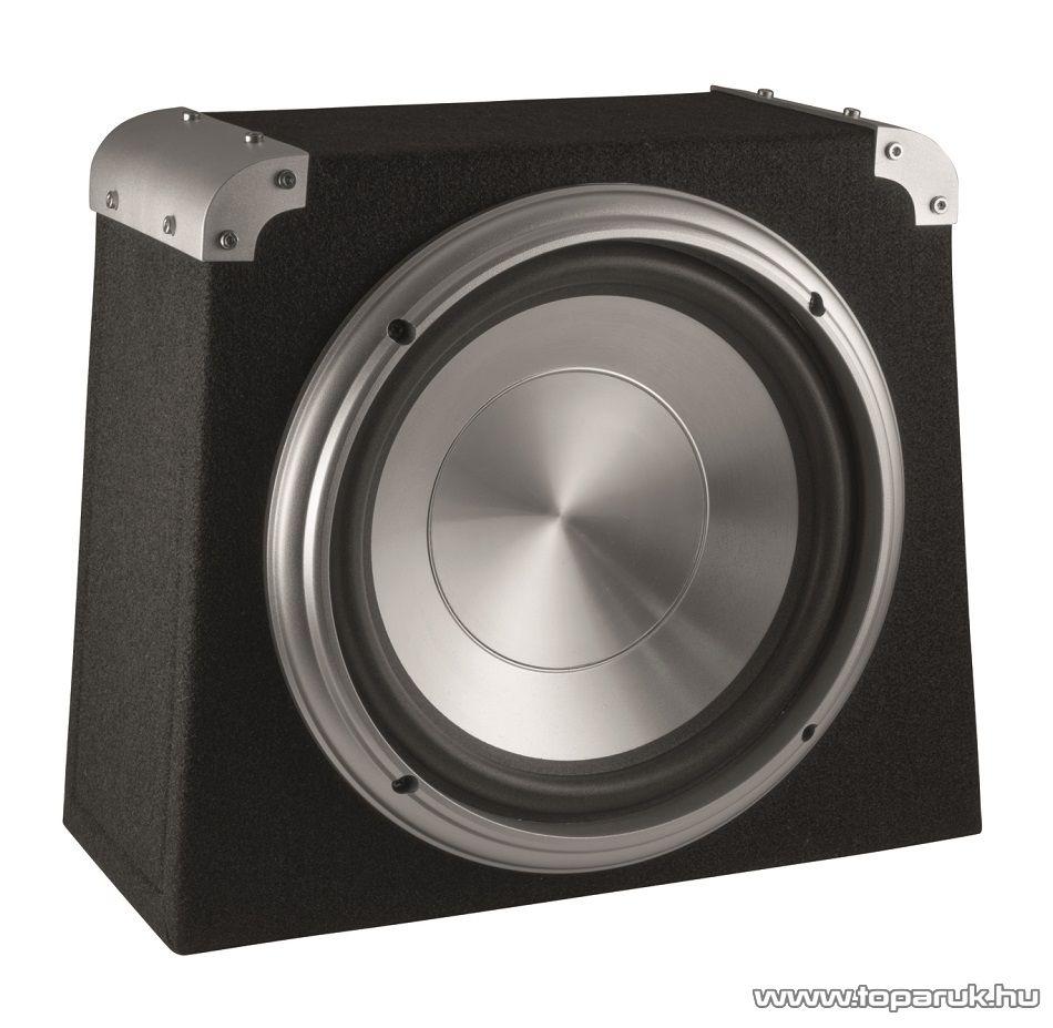 SAL BS 10 Autós passzív szubláda (mélyláda, mélynyomó), 150/100W, fekete