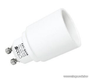 SAL E27/GU10 Foglalat átalakító adapter