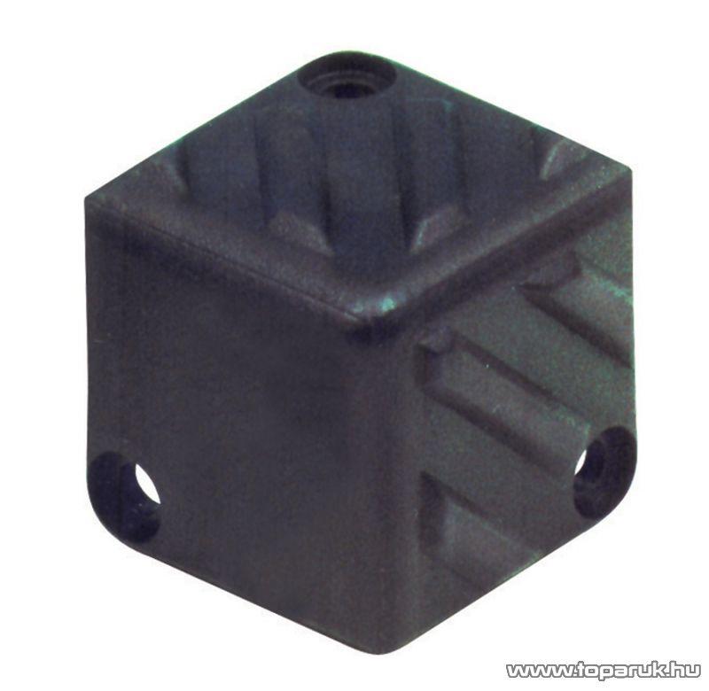 SAL HT 400 Műanyag hangfalsarok, 40 x 40 x 40 mm, 8 db / csomag