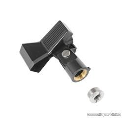 SAL HT 801 Mikrofon kengyel, csíptetős