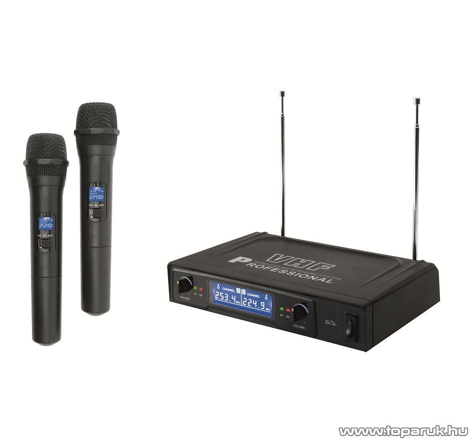 SAL MVN 500 Vezeték nélküli mikrofon szett