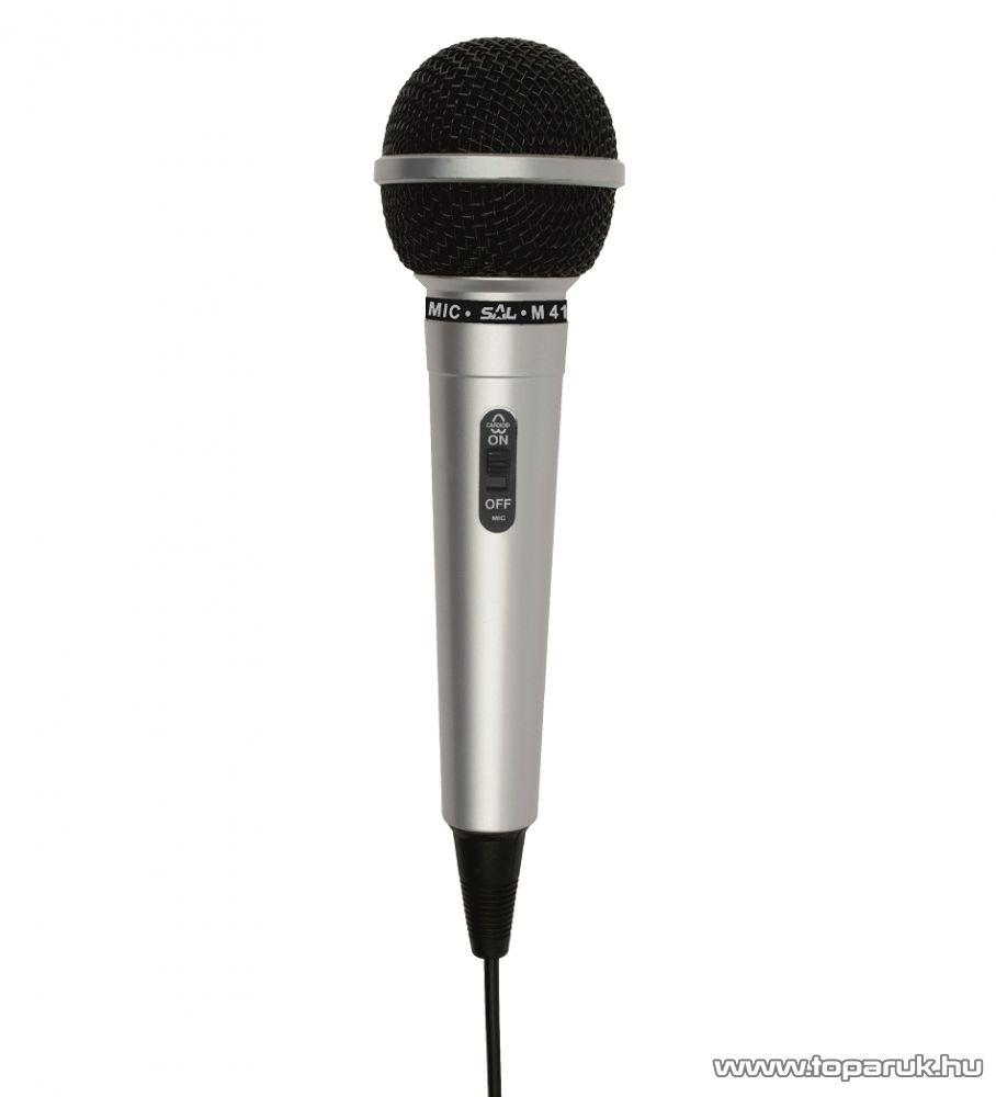 SAL M 41 Általános dinamikus vezetékes kézi mikrofon