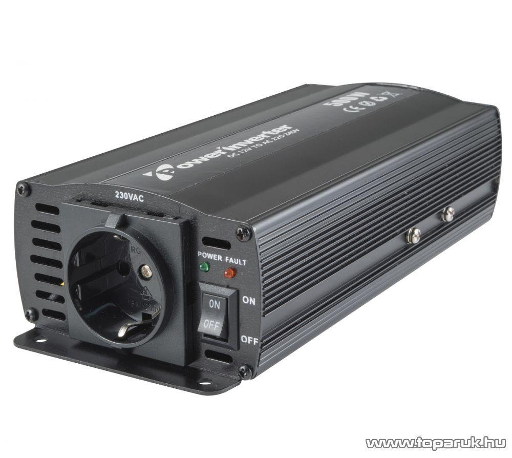 SAL SAI 1000W Feszültség átalakító, inverter, 1000 W