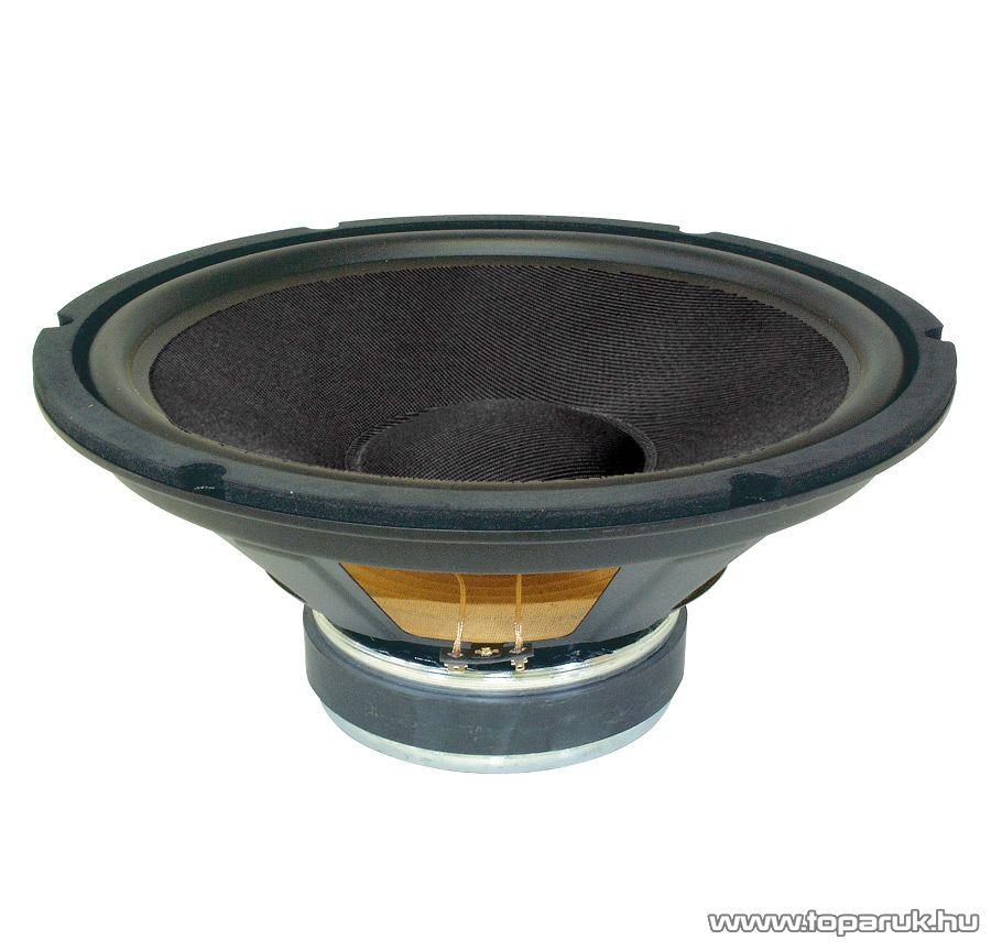 SAL SBX 3040/BK Mélysugárzó, 300 mm, 8 Ohm, kevlar, 150 / 120 W