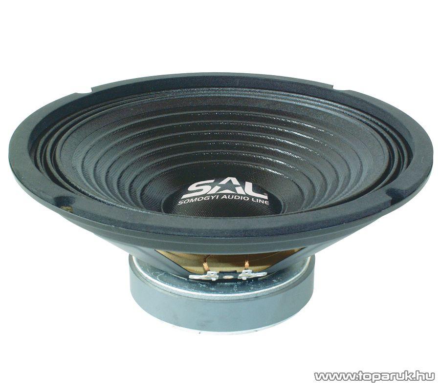 SAL SPA 2530 Beépíthető mélysugárzó, 250 mm, 8 Ohm, 200 / 140 W-os