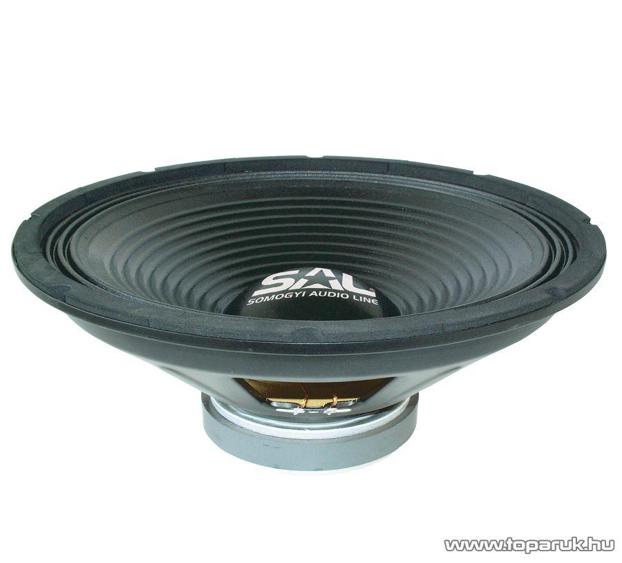 SAL SPA 4050 Beépíthető mélysugárzó, 400 mm, 8 Ohm, 230 / 160 W-os