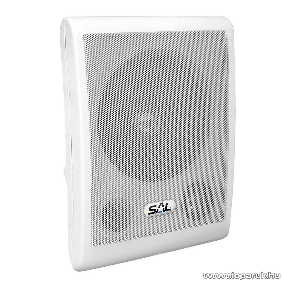 SAL WAS 2 Falra szerelhető hangdoboz, 110 V-os, 10 W-os