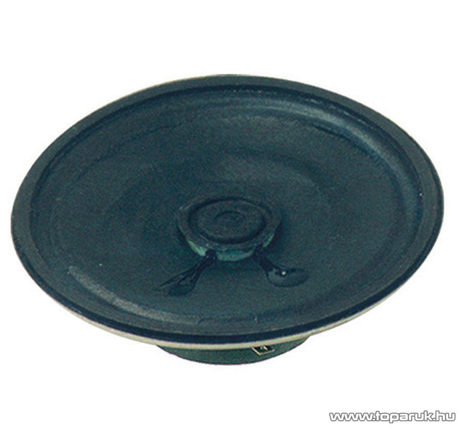 SAL YD 78 Szélessávú hangszóró, 77mm, 8 Ohm, 2 W