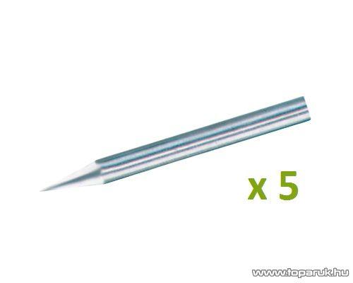SMA FPH 4 Egyenes hegy forrasztópákához, 4 mm, 5 db / csomag