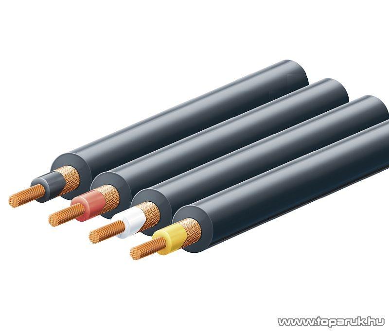 USE KN 7F - 4 eres árnyékolt audio vezeték, 100 m / tekercs