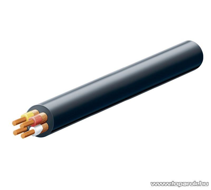 USE KN 7 - 4 eres árnyékolt audio vezeték, 100 m / tekercs