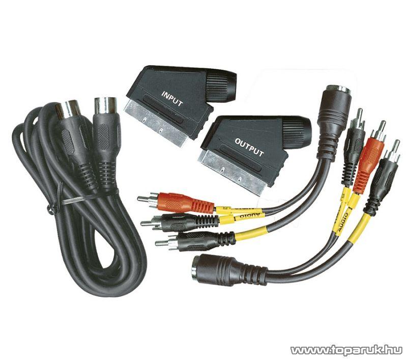 USE SVS 601 Videókábel szett