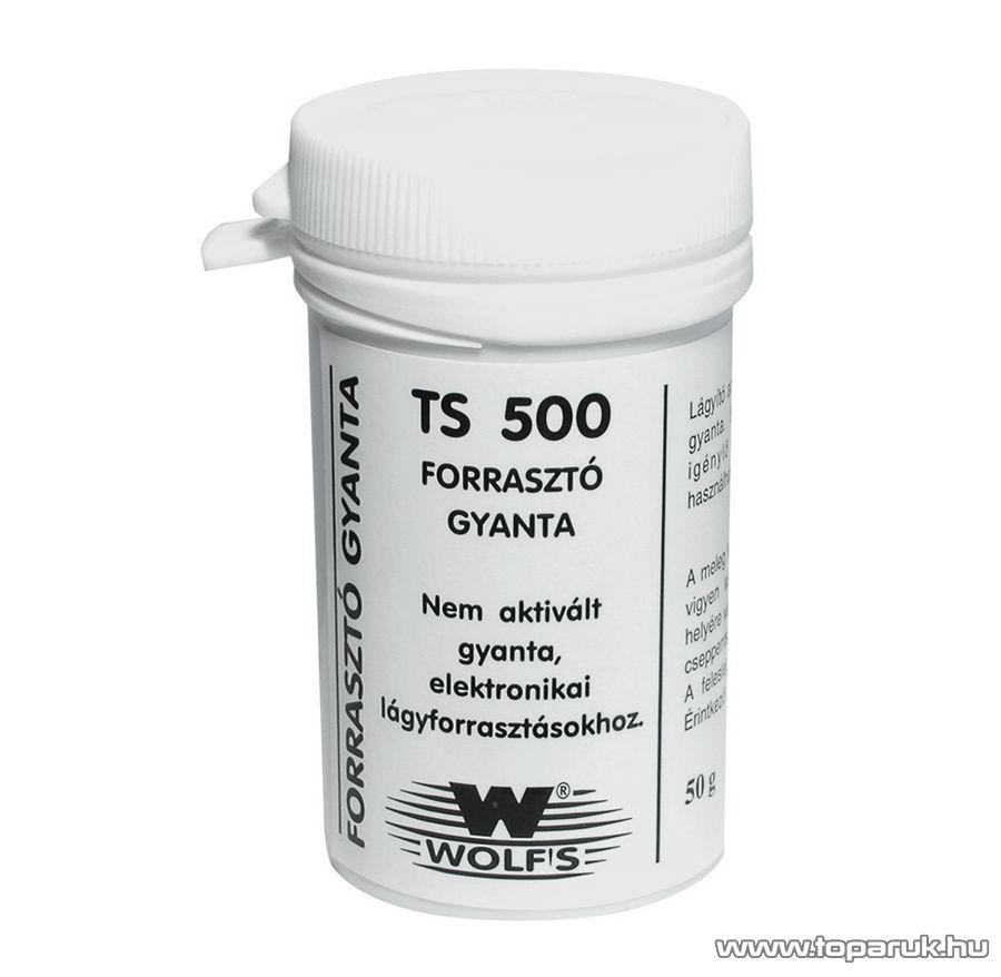 Wolf's TS 500 Forrasztó gyanta, 50 ml