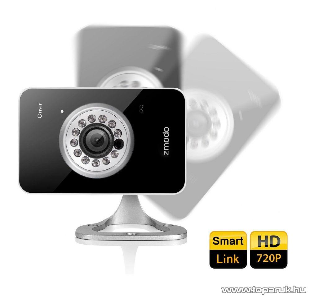 Zmodo ZH-IXD1D-WAC Wifi IP kamera beépített hangszóróval és mikrofonnal + fém állvány