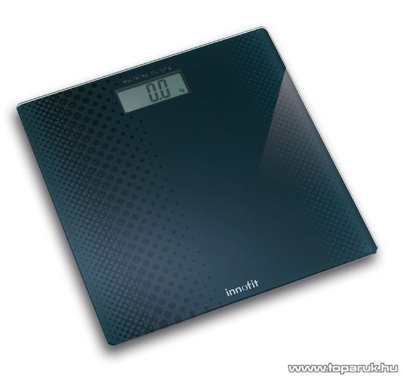 innofit INN-101 Digitális személymérleg LCD kijelzővel