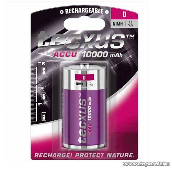 tecxus TCM 10000D Góliát (D) akkumulátor, 10000 mAh