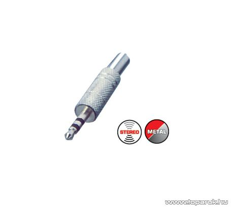 USE SK 4M/X JACK lengő dugó, sztereo, 3,5 mm, 1 db