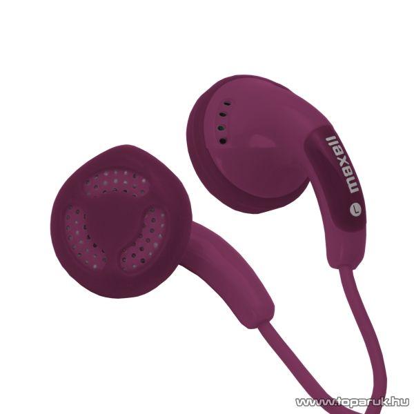 Maxell Fülhallgató, 20 - 23 000 Hz, lila (52018)