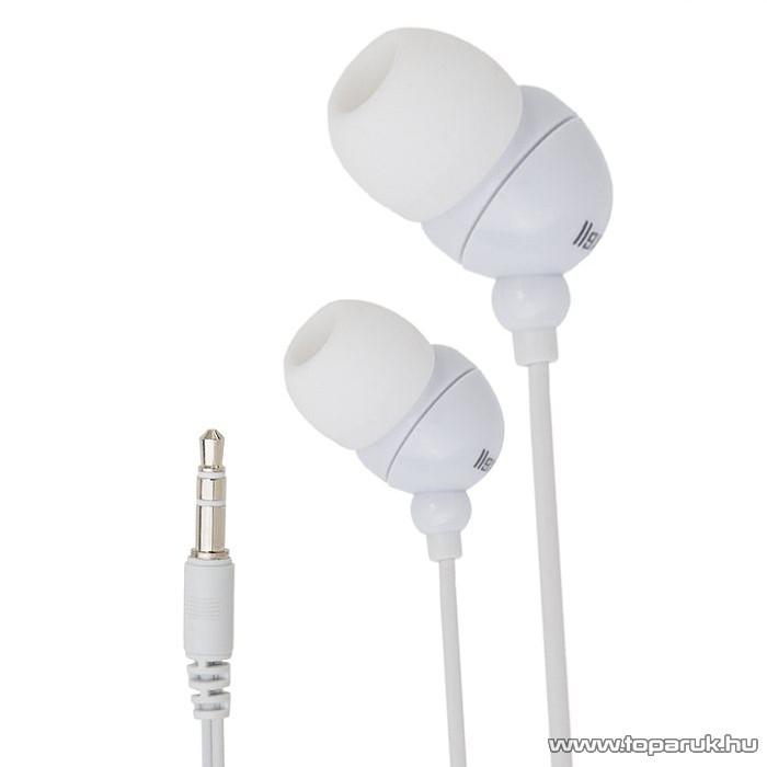Maxell Fülhallgató, 20 - 20 000 Hz, fehér (52020)