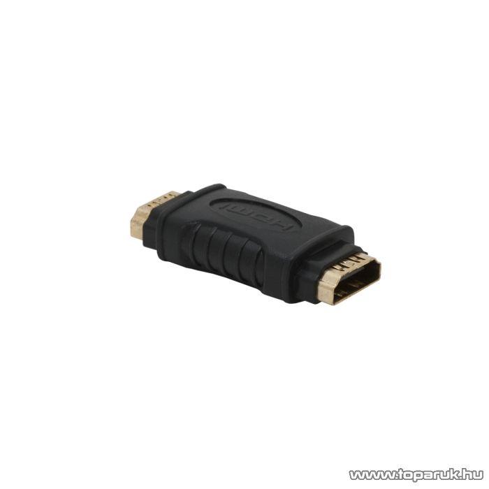 neXus HDMI toldó, HDMI aljzat - HDMI aljzat, aranyozott (05737)