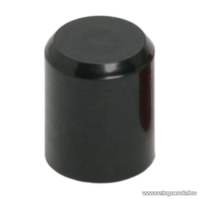 Kapcsolósapka a 09081 cikkszámú kapcsolóhoz, fekete színű, 10 db / csomag (09082FK)