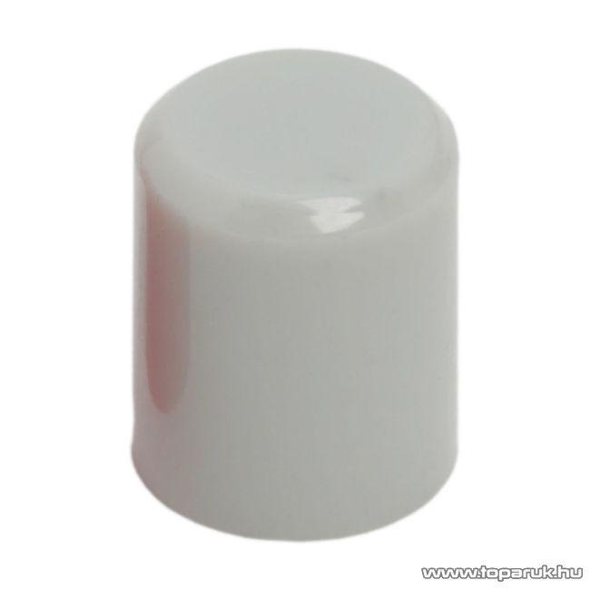 Kapcsolósapka a 09081 cikkszámú kapcsolóhoz, szürke színű, 10 db / csomag (09082SZ)