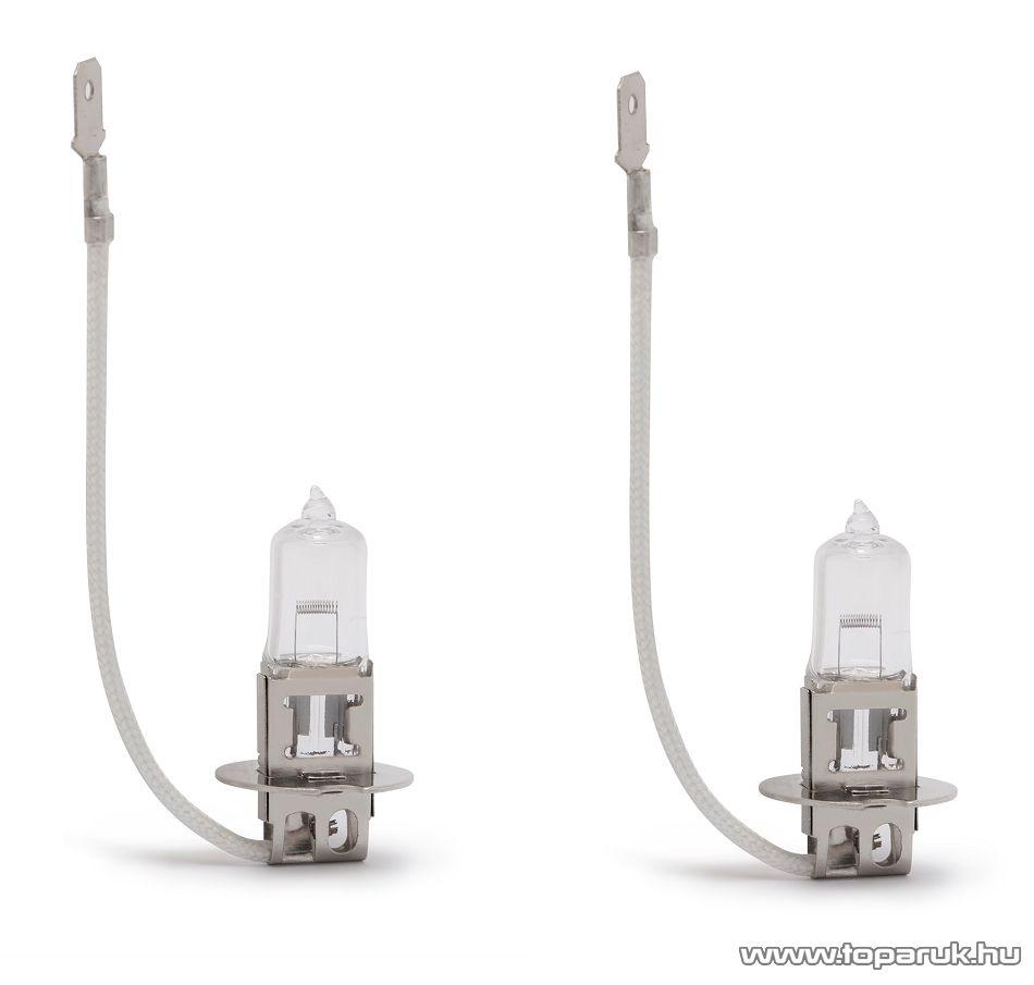TA-Brand H3 Xenon hatású fényszóró izzó pár 12V 55W (XEN+H3)