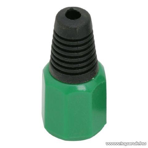XLR törésgátló, zöld, 5 db / csomag (05201ZO)