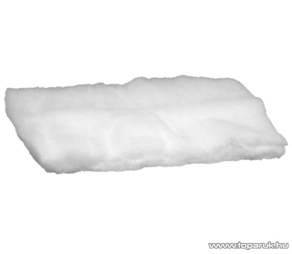 Hangfal bélés, 40 x 500 x 1000 mm, fehér (39506) - készlethiány