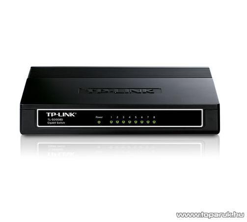 TP-LINK TL-SG1008D 8 portos Gigabit Switch 10/100/1000 Mbps