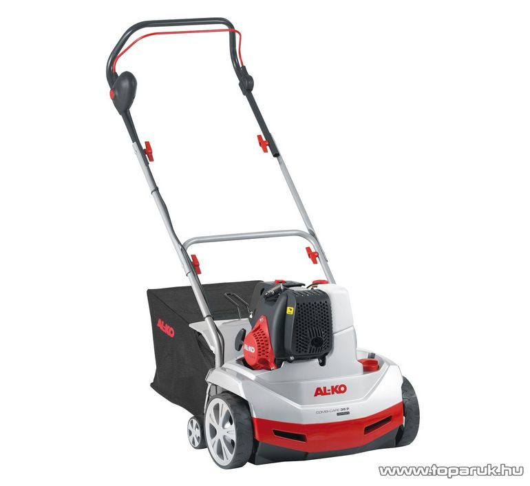 AL-KO Combi Care 38 P Comfort Benzines talajlazító és gyepszellőztető gyűjtőzsákkal, 1,8LE, 38 cm munkaszélesség
