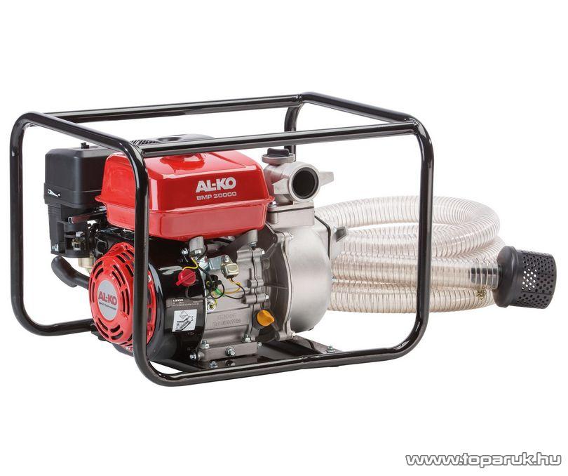 AL-KO BMP 30000 Benzinmotoros (benzines) szivattyú, vízszivattyú, víztelenítéshez, 4,1 kW (tiszta vízre)