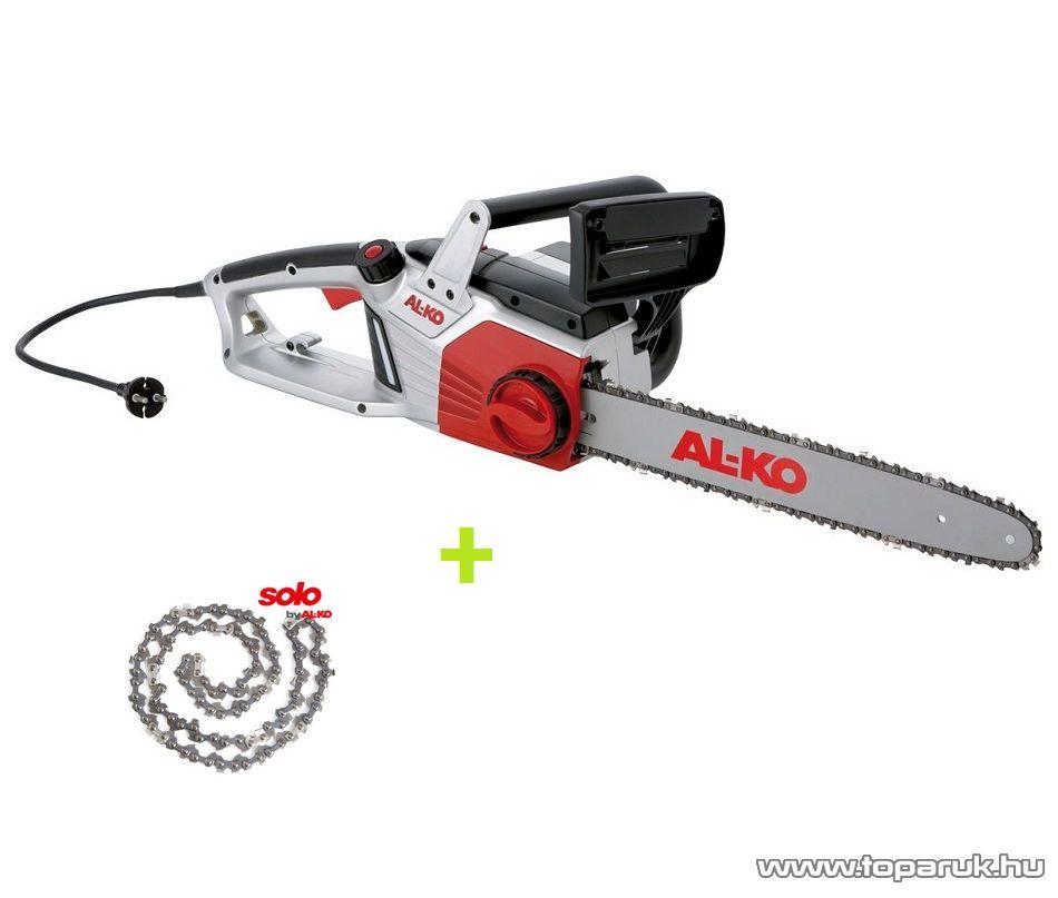 AL-KO EKS 2400/40 + CHAIN Elektromos láncfűrész, pótlánccal, 2400W