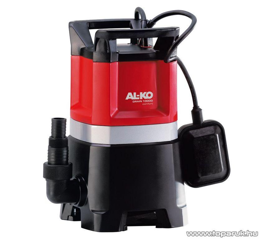 AL-KO Drain 10000 Comfort Úszókapcsolós szennyvíz szivattyú, 650 W (szennyezett vízre)