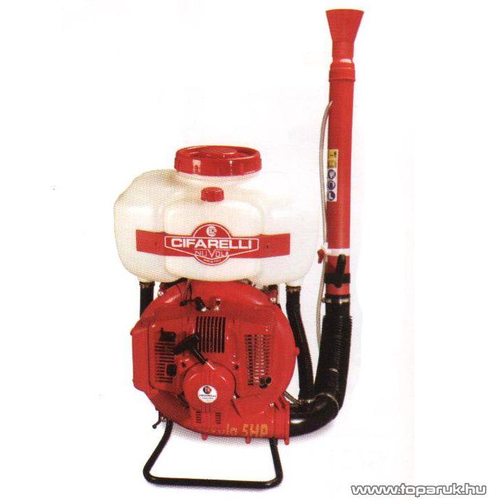 Cifarelli CIF M3A benzinmotoros permetező, 14 L - készlethiány
