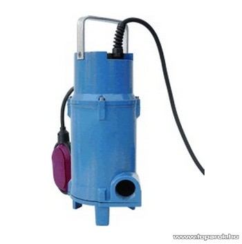 Elpumps BT 4877 Darabolókéses úszókapcsolós szennyvíz szivattyú, fekáliaszivattyú, 750 W (szennyezett vízre)