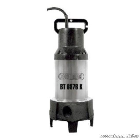Elpumps BT 6876 K Darabolókéses szennyvíz szivattyú, fekáliaszivattyú relével, 1600 W (szennyezett vízre)