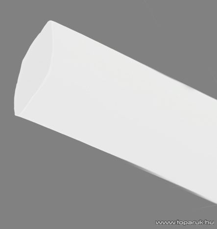 Zsugorcső, fehér, 60 / 30 mm, 2 m / csomag (11031W)