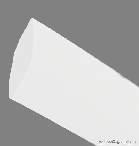 Zsugorcső, fehér, 70 / 35 mm, 2 m / csomag (11032W)