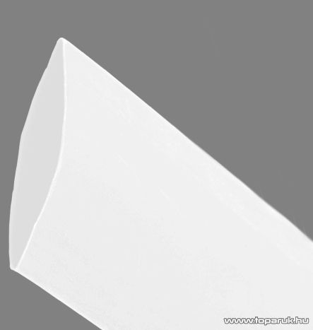 Zsugorcső, fehér, 80 / 40 mm, 2 m / csomag (11033W)