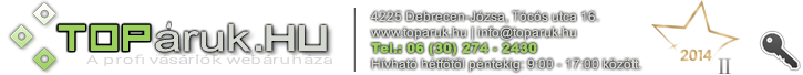 TOPáruk online áruház - www.toparuk.hu