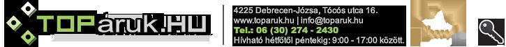 TOPáruk online áruház - www.toparuk.hu